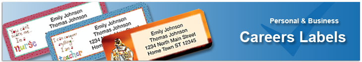 Careers Address Labels Address Label