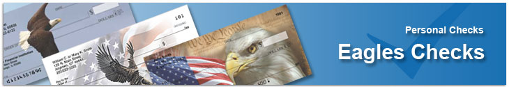 Order Bald Eagle Personal Checks From Value Checks