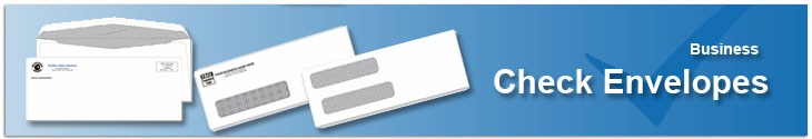 Business Check Envelopes