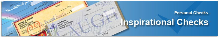 Order Inspirational Checks and Motivational Checks to Cheer You Up and encourage you