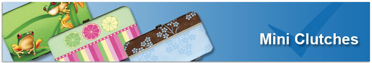 Mini Clutches For Credit Cards
