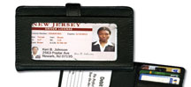Business - Debit Card Wallets  & Registers