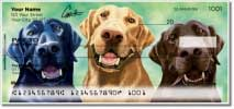 Labrador Retriever Personal Checks