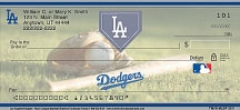 Los Angeles Dodgers Personal Checks