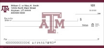 Other Colleges Personal Checks