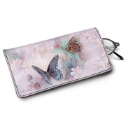 Learn more about Lena Liu's Enchanted Wings Eyeglass Case