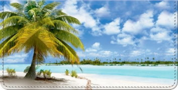 Click on Tropical Paradise Checkbook Cover For More Details
