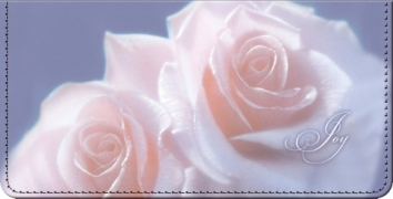 Click on Rose Petal Blessings Checkbook Cover For More Details