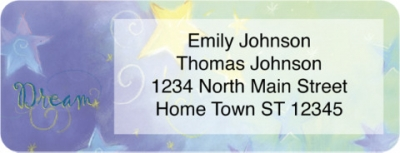 Click on Celebrate Life Booklet of 150 Address Labels For More Details