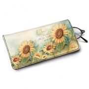 Learn more about Sunflowers Eyeglass Case