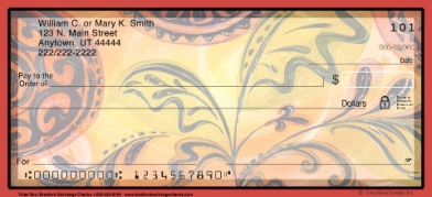 Click on Tribal Soul Personal Checks For More Details