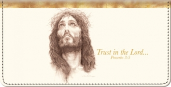 Click on Trust in the Lord Checkbook Cover For More Details