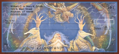 Click on Dragons and Wizards Personal Checks For More Details