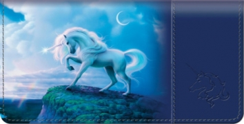 Click on Unicorn Checkbook Cover For More Details