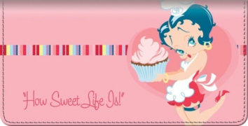 Click on Betty Boop Checkbook Cover 1 For More Details