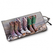 Learn more about Cowboy Boots Eyeglass Case