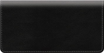 Click on Black Classic Value Checkbook Cover For More Details
