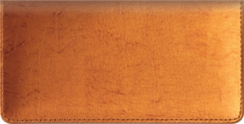 Click on Metallic Copper Checkbook Cover For More Details
