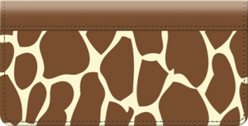 Click on Giraffe Print Checkbook Cover For More Details
