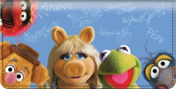 Click on The Muppets Checkbook Cover For More Details