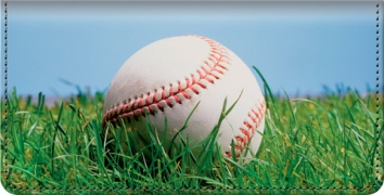 Click on Baseball Checkbook Cover For More Details