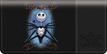 Click on Tim Burton's Nightmare Before Christmas Checkbook Cover For More Details