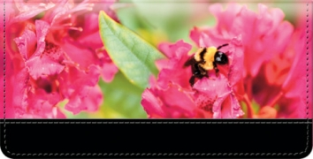 Click on Bumble Bee Buzz Checkbook Cover For More Details