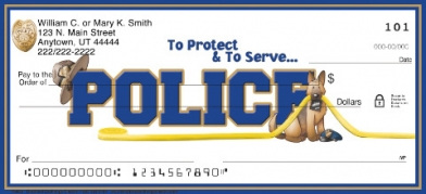 Click on Police  Personal Checks For More Details