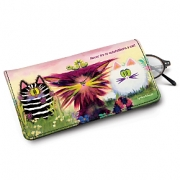 Learn more about Comical Cats Eyeglass Case