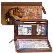 Click on Painted Ponies Wallet For More Details