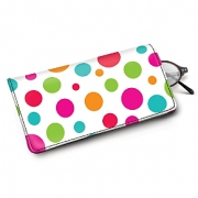 Learn more about Polka Dots Eyeglass Case