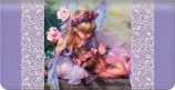 Click on Enchanting Fairies Checkbook Cover For More Details