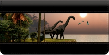 Click on Dinosaurs Checkbook Cover For More Details