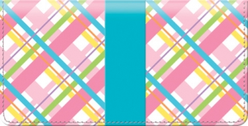 Click on Mad for Plaid Checkbook Cover For More Details