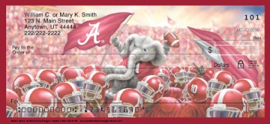 Click on Bama Spirit Personal Personal Checks thumbnail to view the product detail page