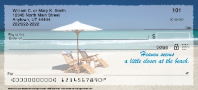 Click on Beach Escapes Personal Checks For More Details