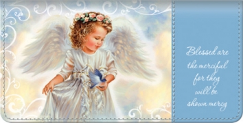 Click on Blessed Angels Checkbook Cover For More Details