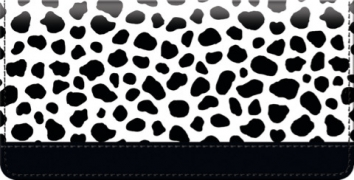 Click on Cow Pattern Checkbook Cover For More Details