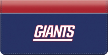 Click on New York Giants NFL Checkbook Cover For More Details