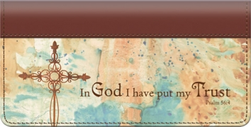 Click on Crosses of Faith Checkbook Cover For More Details