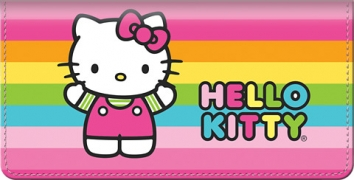 Click on Hello Kitty(R) Colors Checkbook Cover For More Details