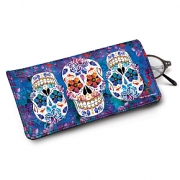 Learn more about Day of the Dead Eyeglass Case