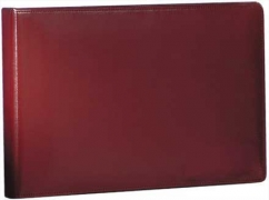 Learn more about Burgundy Leather Binder - 7 Ring