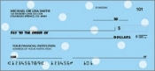 Polka-Dots Personal Checks