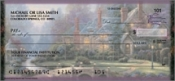 Quiet Escapes by Thomas Kinkade Personal Checks
