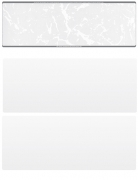 Click on Grey Marble Blank Stock for Computer Voucher Checks Top Style For More Details