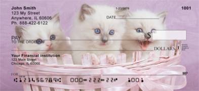 Click on Ragdoll Kittens  Personal Checks For More Details