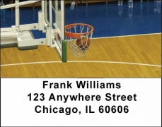 Click on More Basketball Address Labels For More Details