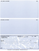 Click on Blue Marble Voucher Checks Bottom Style For More Details