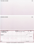 Click on Burgundy Safety Voucher Checks Bottom Style For More Details